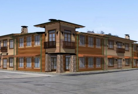 $3,600,000 CONSTRUCTION LOAN FOR A MIXED-USE 8-UNIT BUILDING<br>OJAI, CA