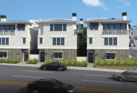 $5,000,000 CONSTRUCTION LOAN FOR A 6-UNIT TOWN HOUSE<br>HERMOSA BEACH, CA