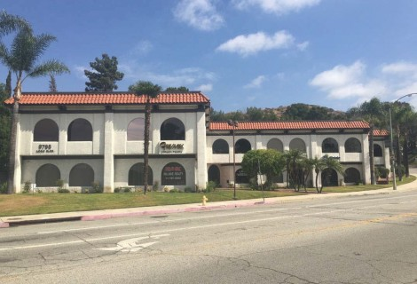 $2,570,000  REFINANCE TO SAVE AN OFFICE BUILDING FROM BEING FORECLOSED<br>BURBANK, CA
