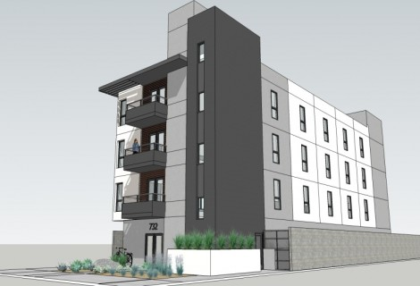 $2,500,000 CONSTRUCTION LOAN FOR A 6-UNIT APARTMENT<br>LOS ANGELES, CA