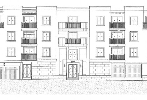$7,000,000 CONSTRUCTION LOAN TO DEVELOP A 18-UNIT APARTMENT<br>LOS ANGELES, CA
