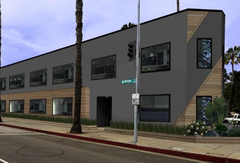 $3,850,000 BRIDGE LOAN TO ACQUIRE AND RENOVATE A 2-STORY OFFICE BUILDING<BR>CULVER CITY, CA