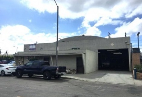$1,700,000 BRIDGE LOAN TO ACQUIRE AN INDUSTRIAL WAREHOUSE<BR>LONG BEACH, CA