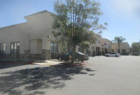 $4,450,000 BRIDGE LOAN TO REFINANCE A 9-UNIT RETAIL PROPERTY<BR>ONTARIO, CA