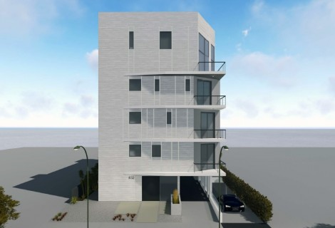 $4,910,000 CONSTRUCTION LOAN TO DEVELOP A 16-UNIT APARTMENT<BR>LOS ANGELES