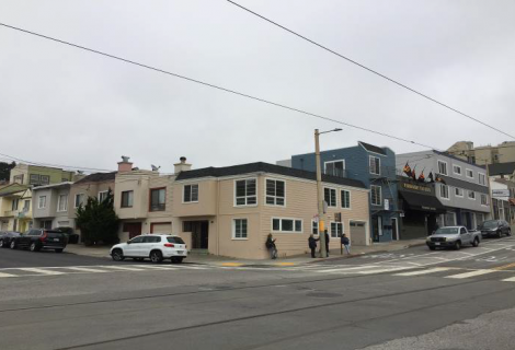 $1,425,000 Bridge Loan to Acquire a Mixed-use Building<BR>San Francisco, CA