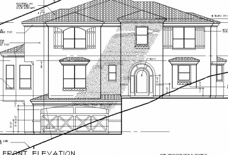 $1,628,000 Construction Loan for a Hillside SFR<BR>Glendora