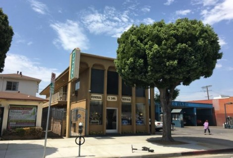 $1,725,000 bridge loan to purchase and renovate an office building<br>Los Angeles