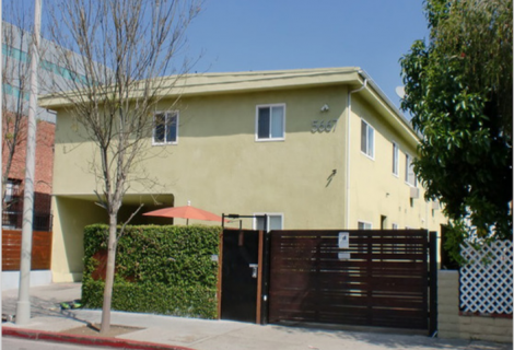 $1,635,000 Bridge Loan to Purchase a Multifamily Apartment in Los Angeles, CA